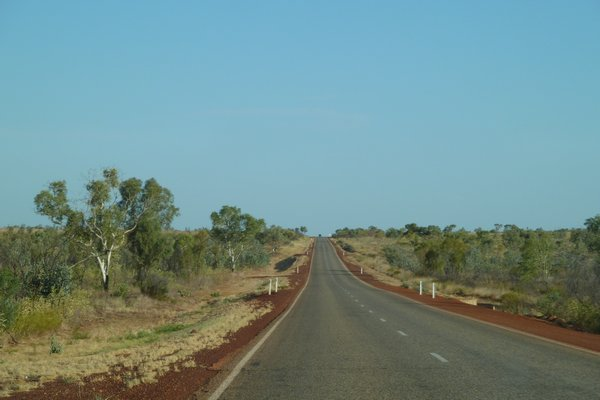 Centralni Australie